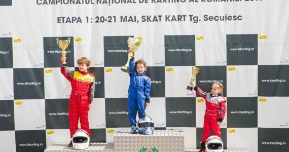Campionatul National De Karting Etapa II
