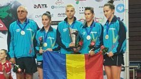 Loturile Romaniei de cadeti si juniori rezultate excelente la Campionatele Europene!