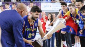 Nationala Romaniei a obtinut cea mai mare performanta din istoria baschetului romanesc!