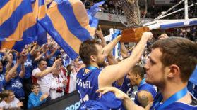 Cel mai tare trofeu din baschet va ajunge in Romania!