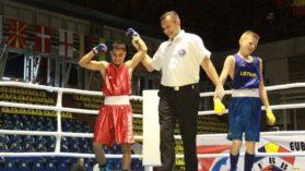 Romania 7 medalii la Europene de box cadeti!