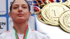 Loredana Ohai, medalie de argint la Cupa Europeana de la Saarbruecken