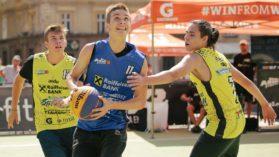 Ultima etapa din circuitul national de baschet 3×3 Sport Arena Streetball Tour 2017 a avut loc la Oradea. Urmeaza turneul final de la Bucuresti!