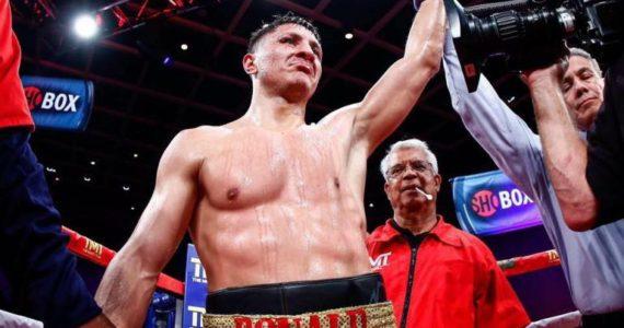 Romania poate avea un nou campion mondial la box! Lupta pe 9 septembrie cu titlul pe masa si este sustinut de Floyd Mayweather!