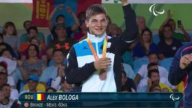 Ce performanta! Aur pentru Romania la Campionatele Europene de judo pentru nevazatori!