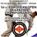 Campionatul European Open Kyokushin Karate