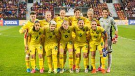 Mai avem o sansa la Mondiale! Nationala feminina de fotbal a Romaniei se pregateste de startul preliminariilor CM din Franta, 2019