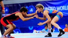 Povestea sportivei care a castigat prima medalie pentru Romania la Mondiale, din istoria luptelor feminine!