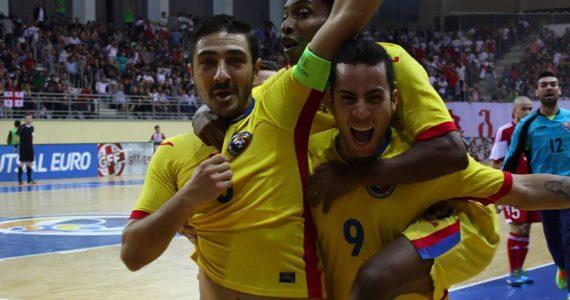 VIDEO   CALIFICARE! Romania merge la EURO 2018!