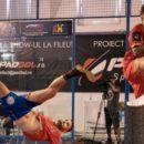 Romania a treia cea mai buna echipa din Europa la padbol, o combinatie intre squash si fotbal tenis! Este prima editie si s-a tinut la Constanta!