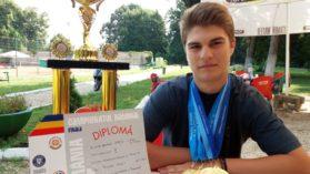 Vlad Ghetu, speranta tirului romanesc pentru Jocurile Olimpice de la Tokyo!