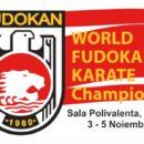 Campionatul Mondial de Karate Fudokan 2017