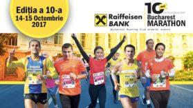 Maratonul Bucuresti Raiffeisen Bank
