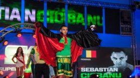"E supranumit ""Fiul lui Dracula"", a castigat bronzul la saritura cu prajina, dar a facut cariera in kickbox. Super interviu cu Sebastian Ciobanu"