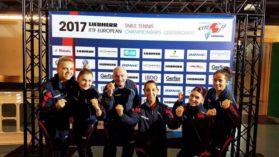 Romania, campioana europeana la tenis de masa, dupa 3-2 in finala cu Germania! 3 chinezoaice au luptat pentru nemti!