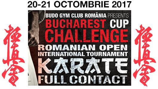 Bucharest Challenge Cup 2017