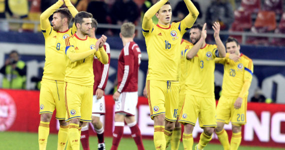 Locul 7, o amintire! Nationala Romaniei a ajuns pe 45 in clasamentul FIFA!