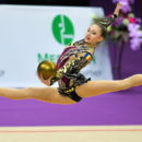 In acest weekend are loc Campionatul National de Junioare si Senioare la gimnastica ritmica