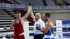 El reprezinta viitorul boxului romanesc! Bronz pentru Cristian Filip la Campionatul European de Tineret din Turcia