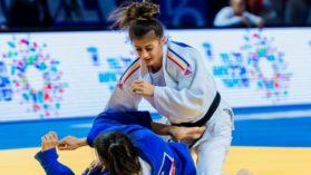 Larisa Florian, argint la Campionatul European de judo U23!