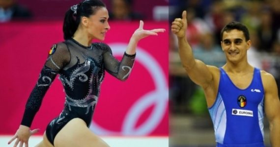 Catalina Ponor si Marian Dragulescu participa sambata la una dintre competitiile cu tradie in gimnastica mondiala!