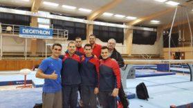 Un campion olimpic vine sa redreseze lotul national de gimnastica masculina!
