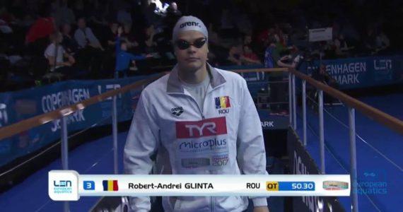 VIDEO | Robert Glinta a cucerit bronzul european! Prima medalie dupa 7 ani si un nou record national! Reactia emotionanta a mamei lui!
