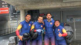 Romania, pentru prima data calificata cu echipa masculina de biatlon la Olimpiada de Iarna 2018
