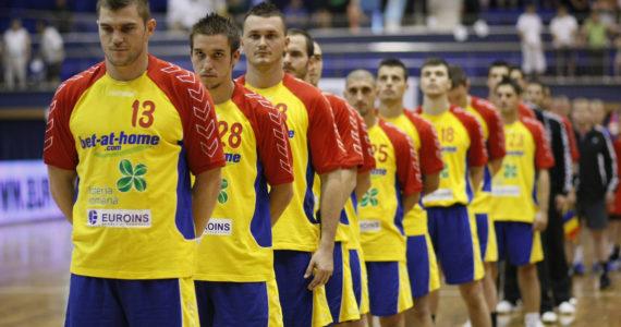 Nationala de handbal masculin a Romaniei s-a calificat in play-off pentru Campionatul Mondial