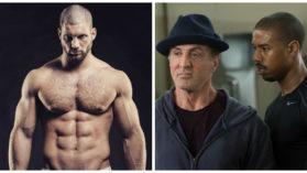 """Un pugilist roman va juca alaturi de Sylvester Stallone in """"Creed 2""""! Ce mesaj a avut actorul pentru el"""