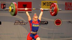 Campionatele Europene de haltere 2018 se vor desfasura in Romania!