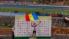 Marius Petru Ungureanu va fi purtatorul de drapel al Romaniei la Jocurile Olimpice de iarna