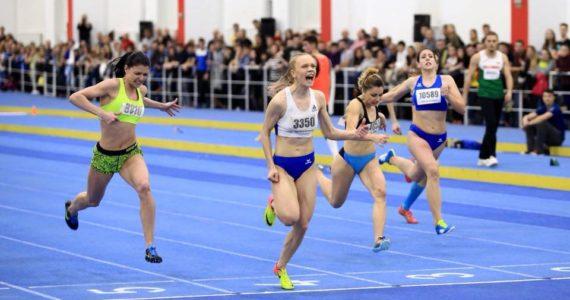 Romania merge cu 31 de sportivi la Campionatele Balcanice de atletism indoor de seniori