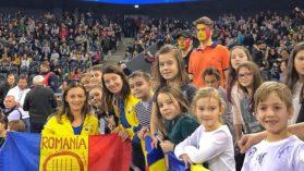 VIDEO emotionant! Ana Bogdan nu s-a putut abtine in timpul intonarii imnului la FED Cup