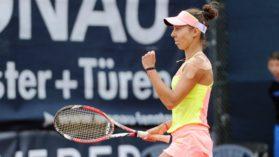 """Miki Buzarnescu: """"Am visat la asta de mica!"""" Interviu cu revelatia tenisului romanesc pentru WTA"""