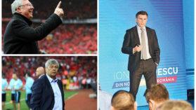 Ionut Lupescu, sustinut de Mircea Lucescu si Sir Alex Ferguson pentru sefia FRF!