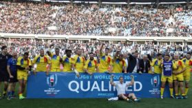Calificare incredibila! Romania merge la Cupa Mondiala de Rugby. Cu cine vom juca in grupa