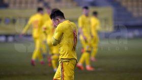 Romania U19 a ratat calificarea la Euro in minutul 92! Mesajul emtionant al lui Ionut Lupescu