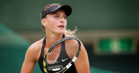 Ana Bogdan, contract cu aceeasi firma care o sponsorizeaza si pe Sharapova