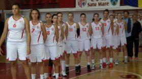 CSM Satu Mare a castigat Liga Europei Centrale la baschet feminin