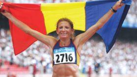 Campioana olimpica la maraton, Constantina Dita, merge la Liberty Marathon
