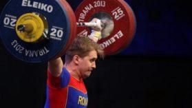 Romania organizeaza Campionatele Europene de haltere in anul centenarului