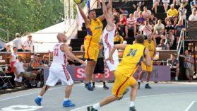 Romania si-a aflat adversarele la Campionatul Mondial de Baschet 3X3