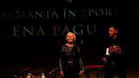 La 91 de ani, Elena Pagu este Femeia Anului 2017 pentru Excelenta in sport