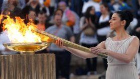 """""""Speranta ne lumineaza drumul"""" va fi sloganul Stafetei Tortei Olimpice de la Tokyo din 2020"""