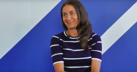 VIDEO AMUZANT | Monica Niculescu le da batai de cap lui Wozniacki, Svitolina, Ostapenko si Garcia!