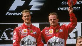 "Barrichello a vrut sa-l vada Schumacher: ""Am incercat sa-l vad, dar mi-au spus ca nu am cu ce sa-l ajut"""