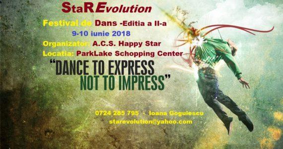 Festival de Dans StaREvolution