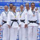 Romania a castigat patru medalii la Europenele de Kata
