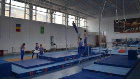 Sportivii resiteni au strans 12 medalii la Nationalele de juniori III, la gimnastica